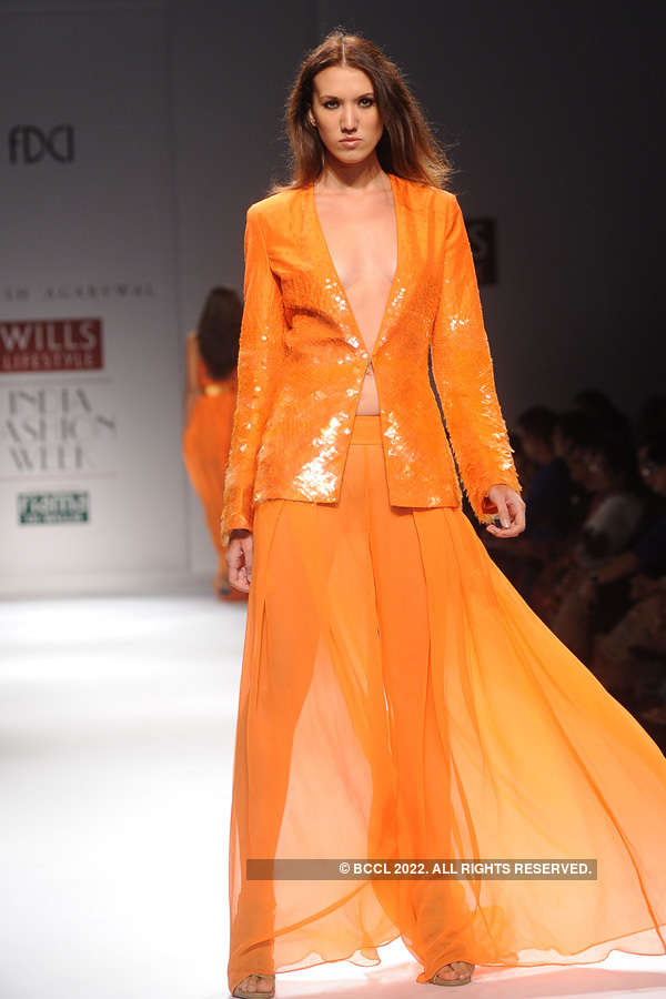 WIFW '15: Day 4: Raakesh Agarvwal