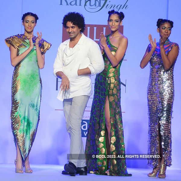 WIFW '15: Day 5: Rahul Singh