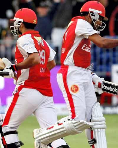 IPL: K XI P beat KKR