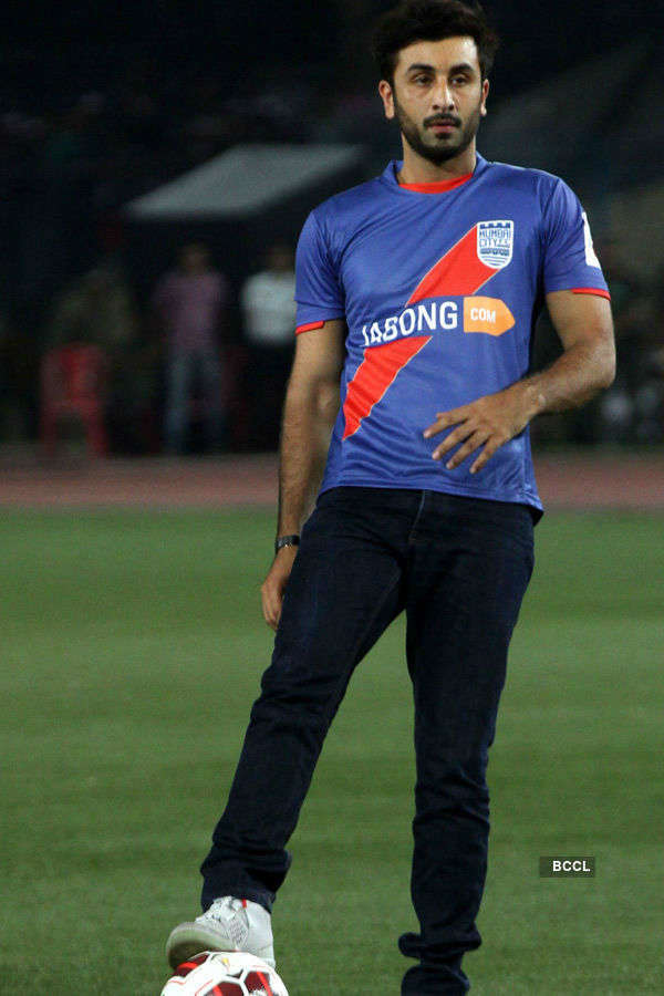 Indian Super League: Opening ceremony