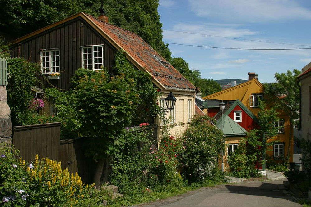St Hanshaugen