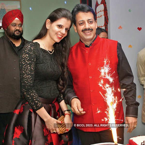 Gaurav Grover's birthday party