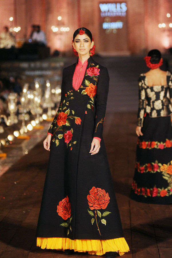 WIFW '15: Day 5: Rohit Bal