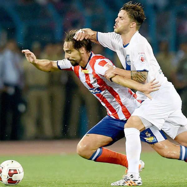 Atletico de Kolkata off to a perfect start