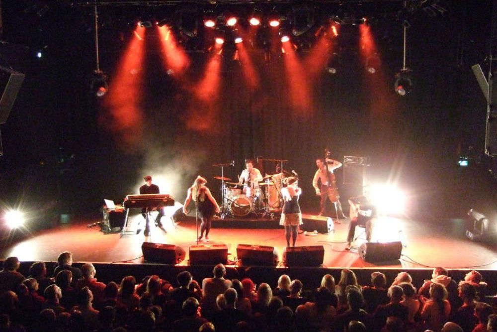 Oslo's concert venues