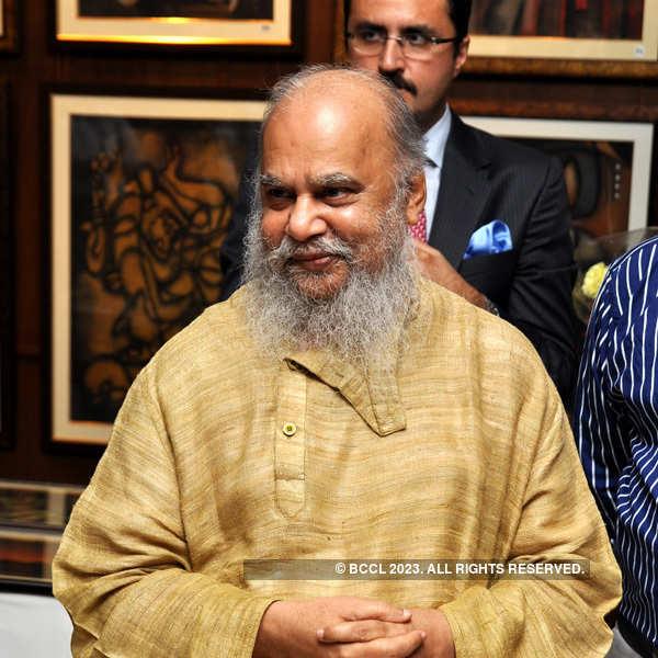 Painting exhibition at ITC Kolkata