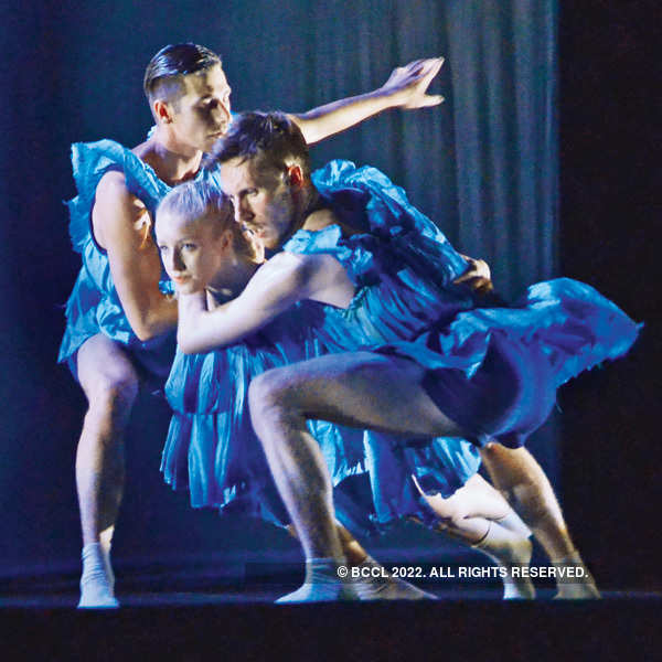 Delhi's tryst with Scottish dance
