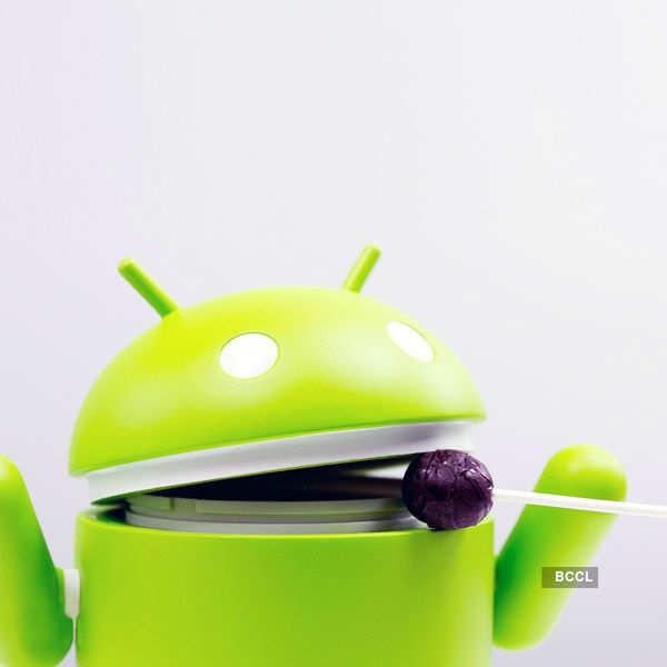 Google announces Android Lollipop