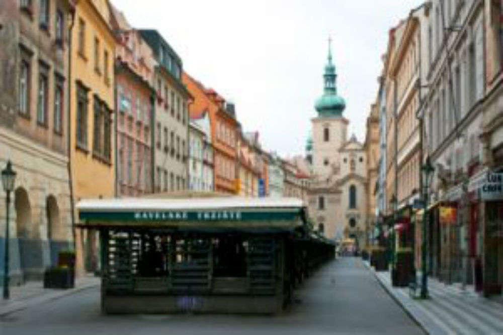 Havelské Tržiště - Havel's Market