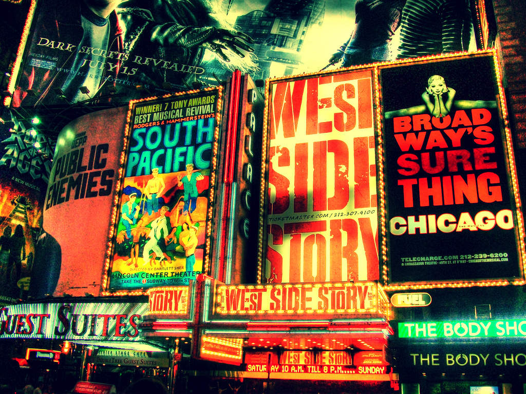 Broadway Musicals and Plays