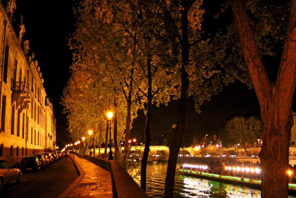 Ile de la Cité and Ile Saint-Louis