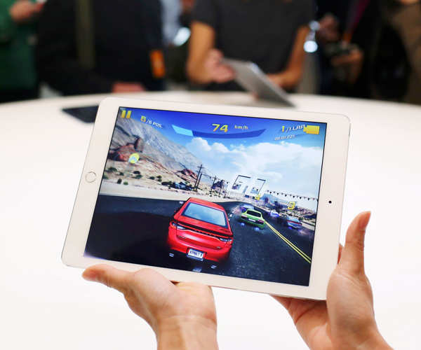 Apple iPad Air 2: Six new features