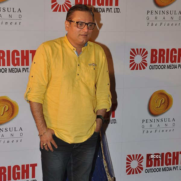 Bright's 34th anniversary party