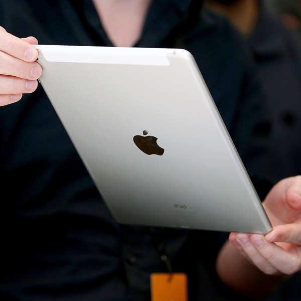 Apple launches super thin iPad Air 2