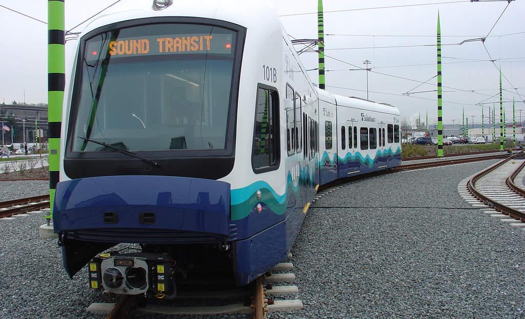 Light Rail and Trains
