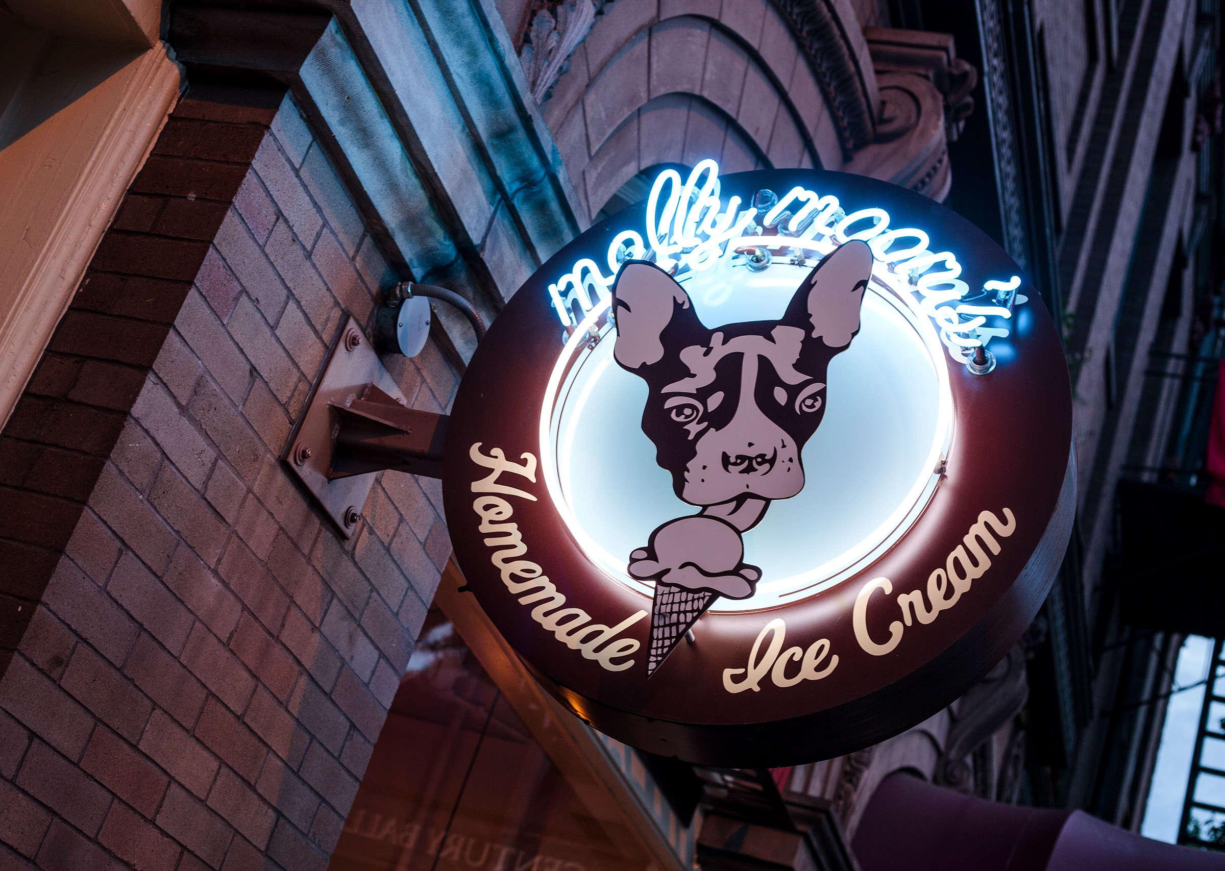 Molly Moon's Homemade Ice Cream Shop