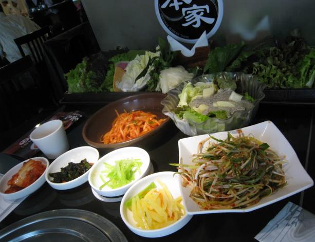 Hongqiao: Korea Town