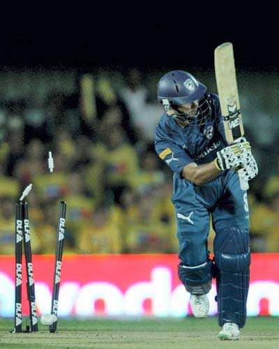 IPL: CSK beat DC