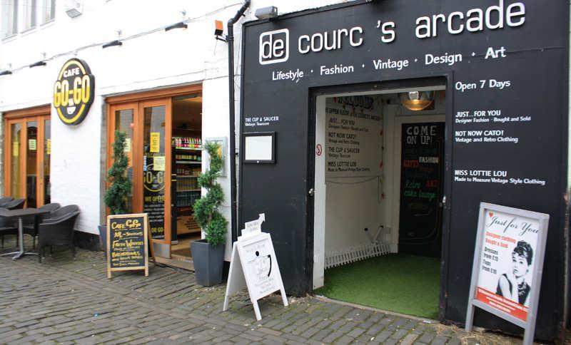 De Courcy's Arcade