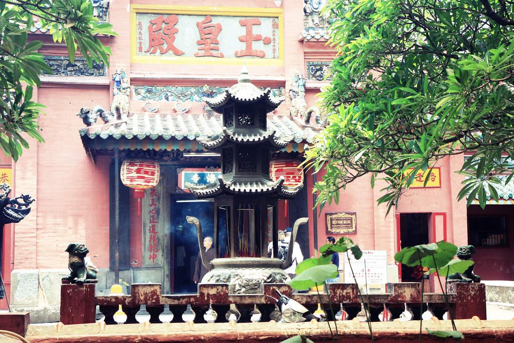 Jade Emperor Pagoda
