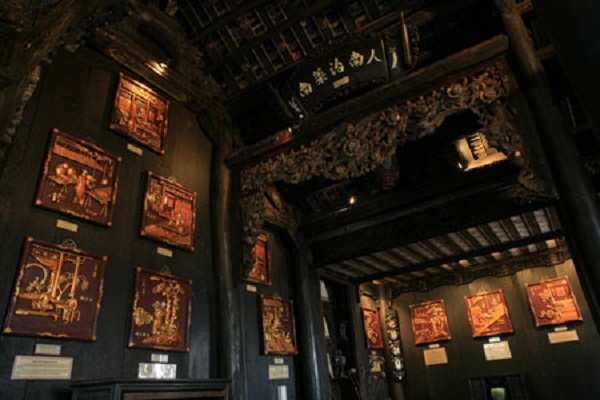 Museum of Vietnamese Traditional Medicine
