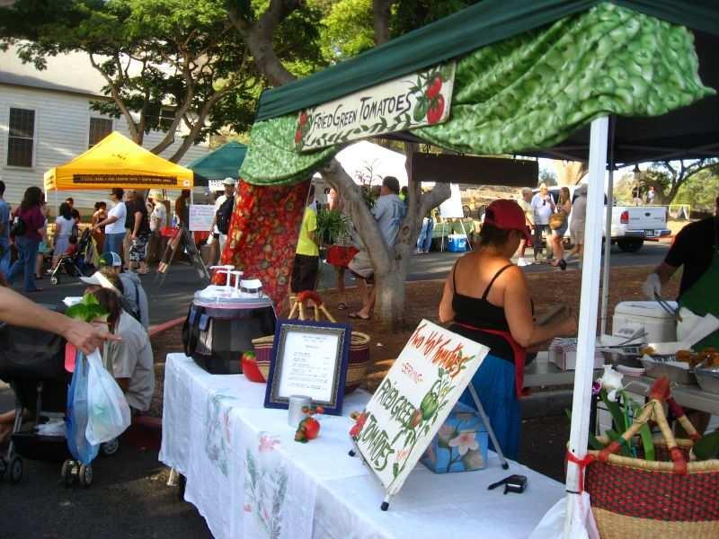 Saturday Farmers' Market