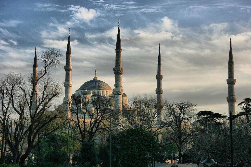 Sultanhamet (Blue) Mosque