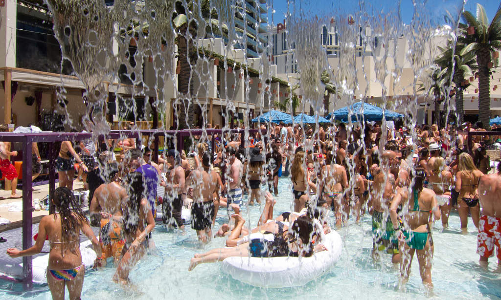 Top five Las Vegas day clubs