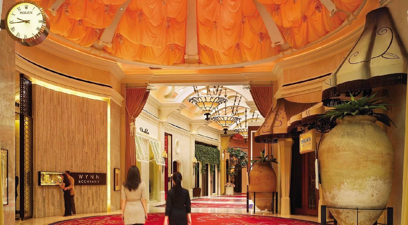 Wynn Las Vegas Esplanade