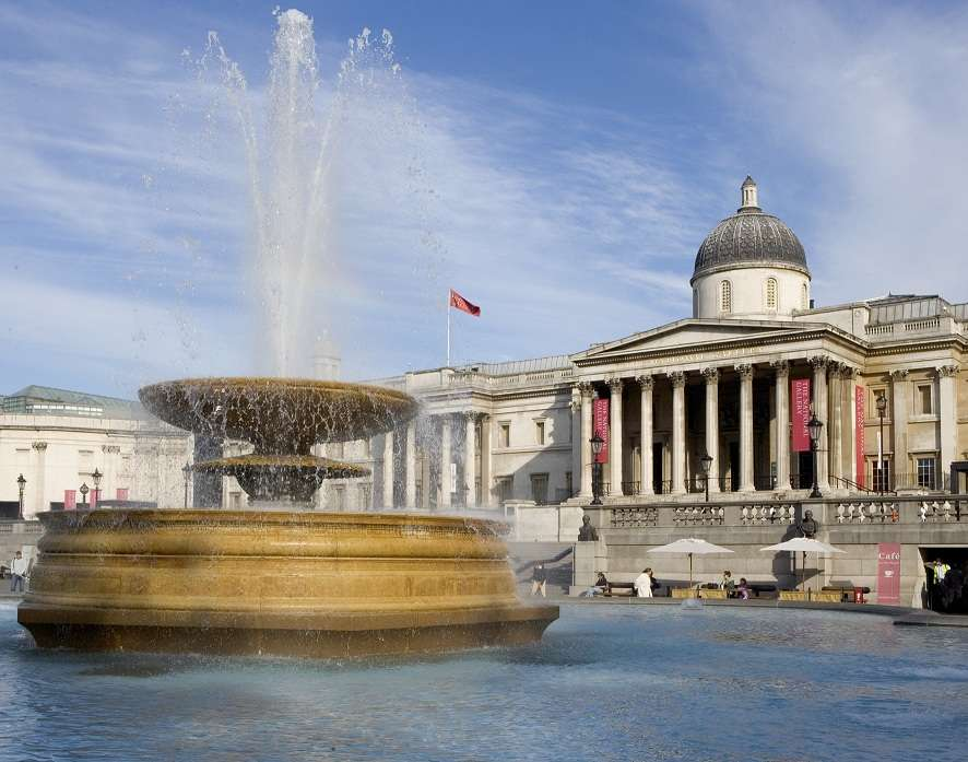 National Gallery and National Portrait Gallery