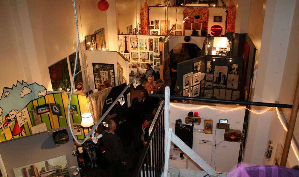 The Hive Gallery and Studios