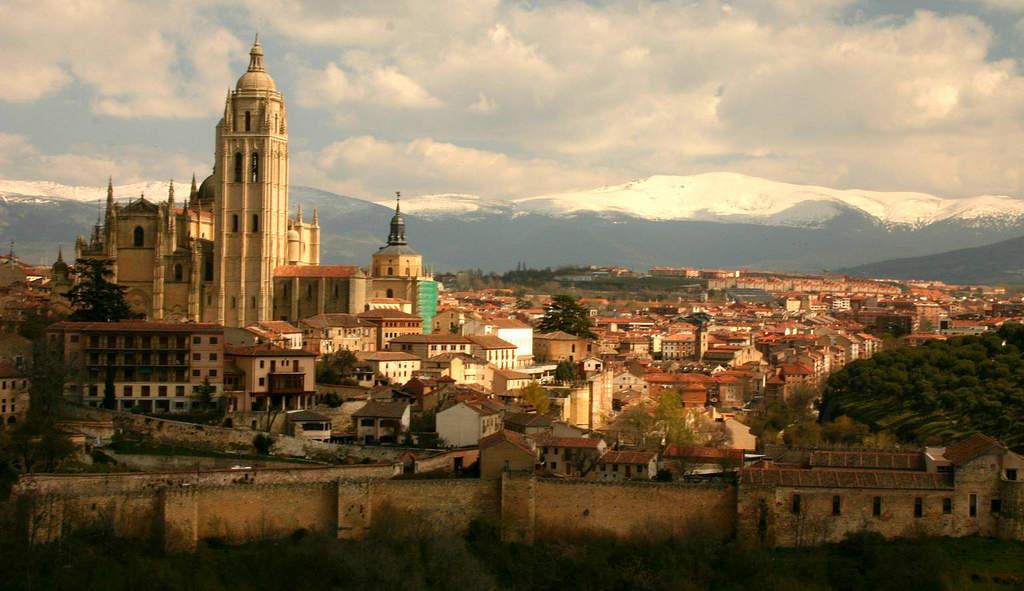 A day trip to Segovia