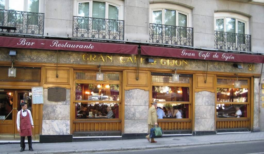 Gran Café de Gijón