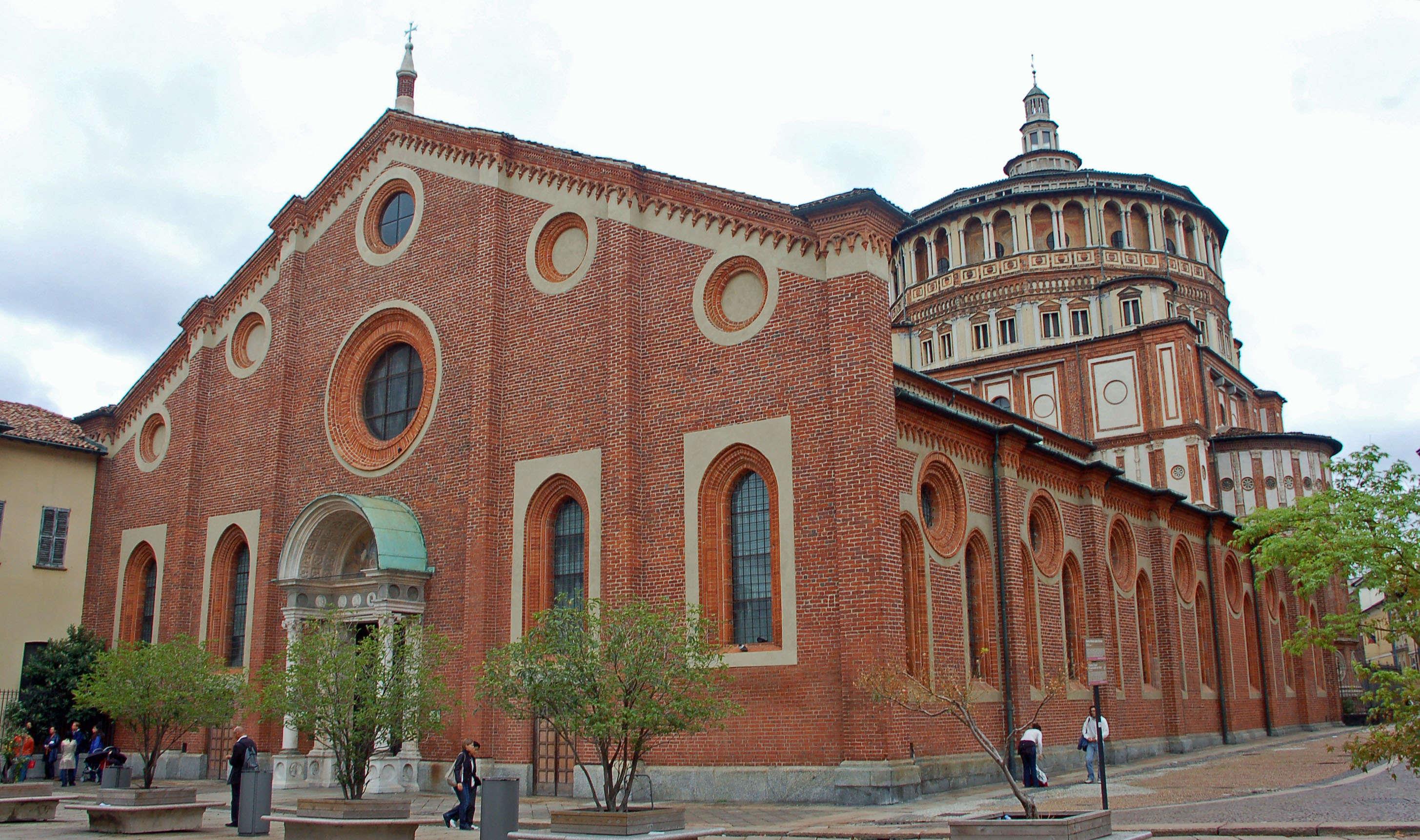 Santa Maria delle Grazie e Cenacolo