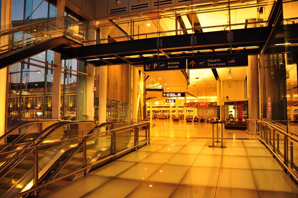 Montréal-Pierre Elliott Trudeau International Airport
