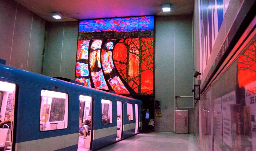 Montreal Metro: Get the Detail of Montreal Metro on Times of