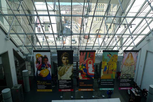 Montréal Museum of Fine Arts