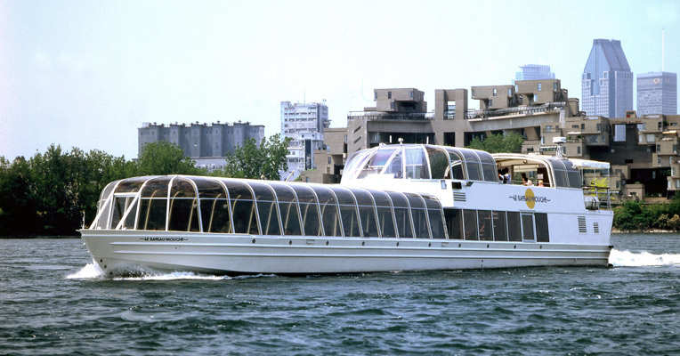 Cruise the Saint Lawrence River