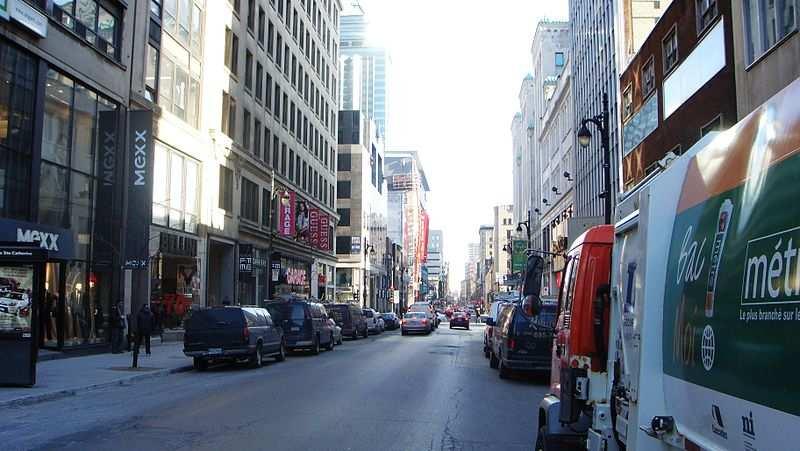 Saint-Catherine Street
