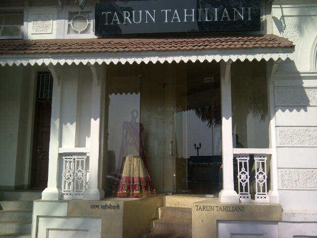 Tarun Tahiliani Boutique