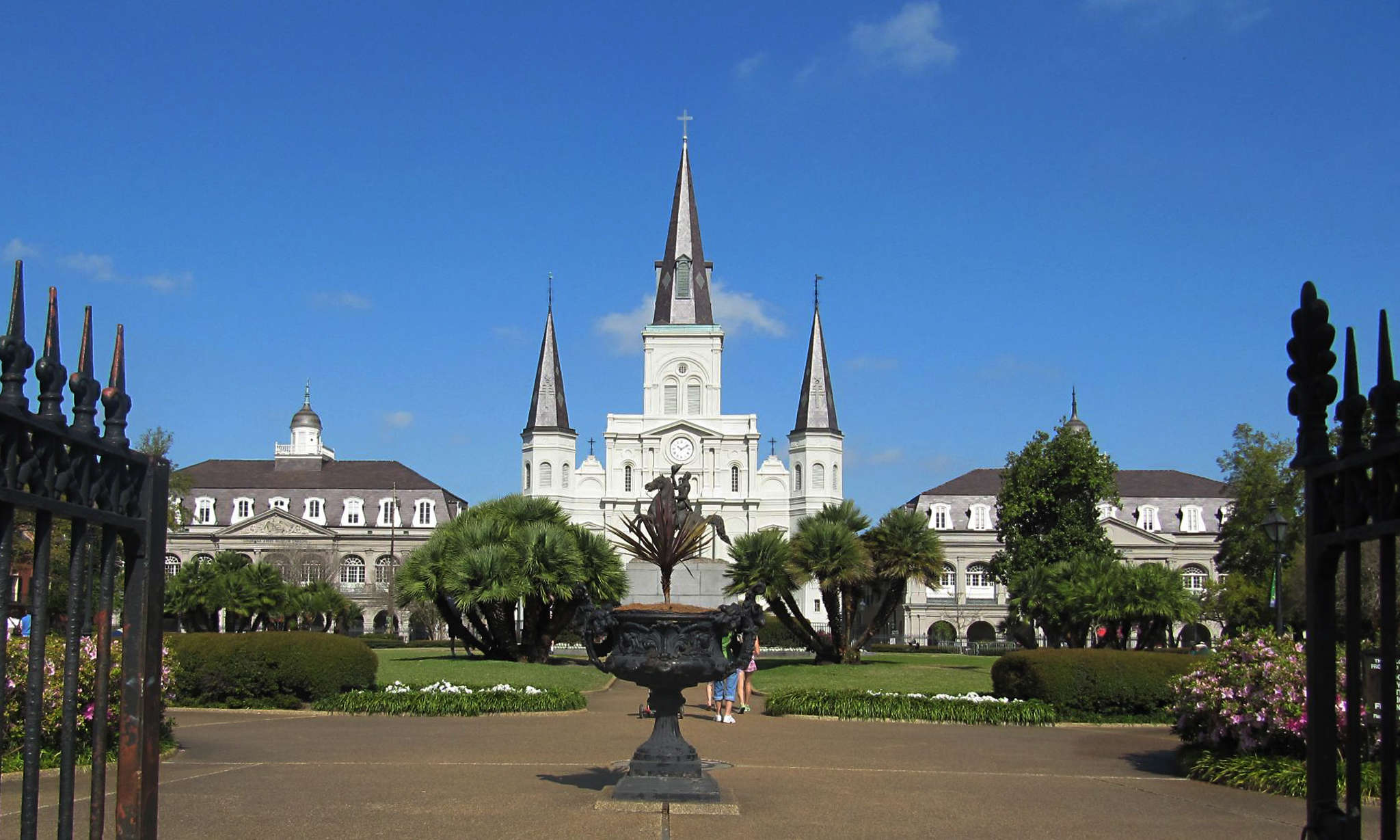 Explore the French Quarter