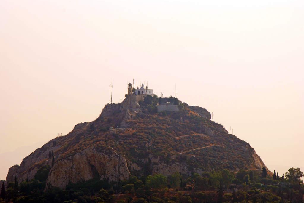 Climb Mount Lycabettus