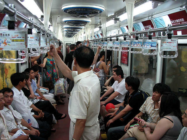 Beijing's Subway System