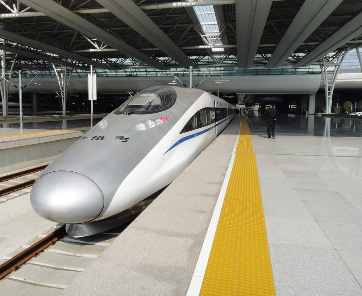 Long Distance Trains