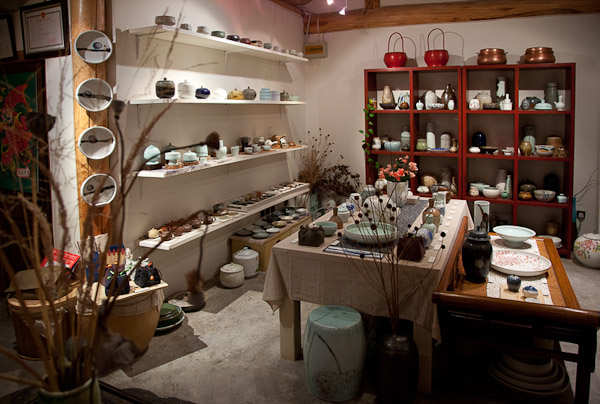 Wuxi pottery store