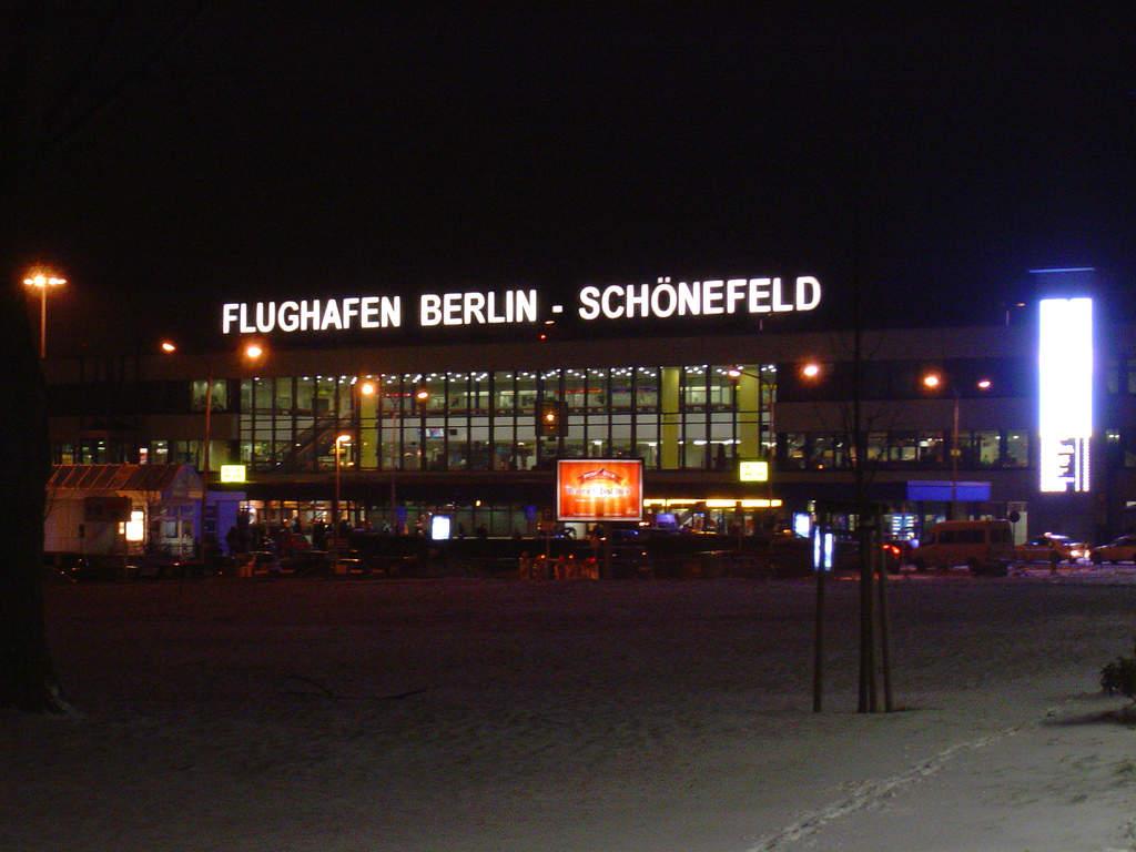 Berlin-Schönefeld Airport