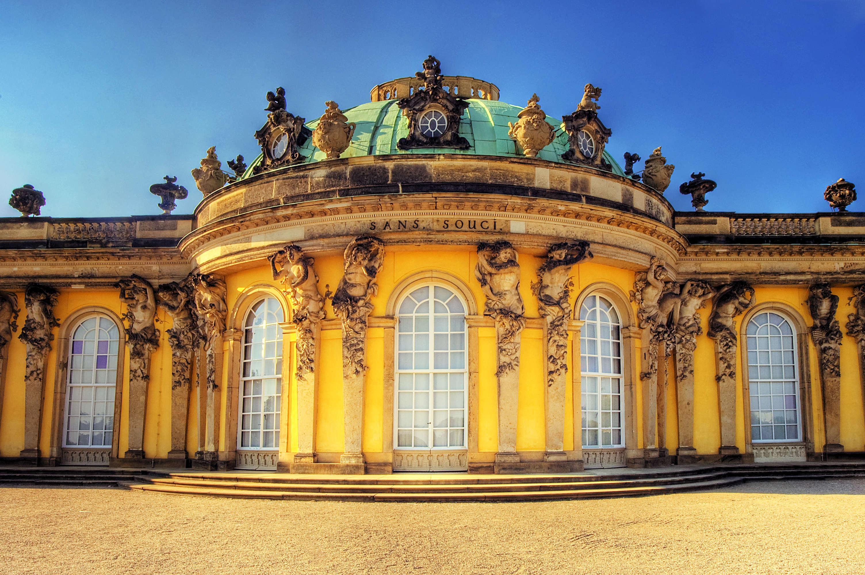 Day trip to Potsdam