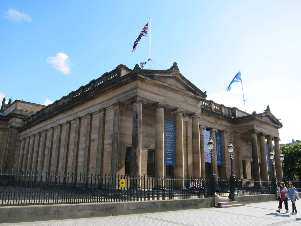 Royal Scottish Academy & National Gallery