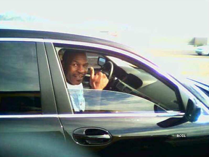 Celebs caught drunk driving