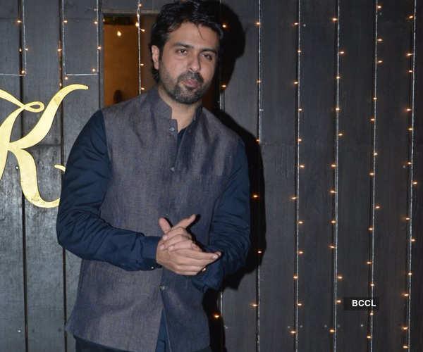 Celebrity Diwali Parties